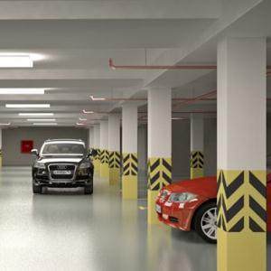 Автостоянки, паркинги Вихоревки