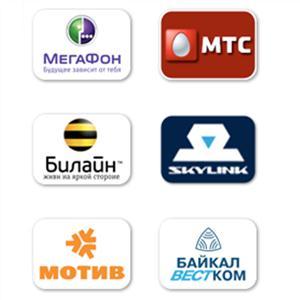 Операторы сотовой связи Вихоревки
