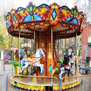 Парки культуры и отдыха Вихоревки
