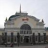 Железнодорожные вокзалы в Вихоревке