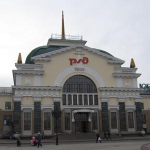 Железнодорожные вокзалы Вихоревки